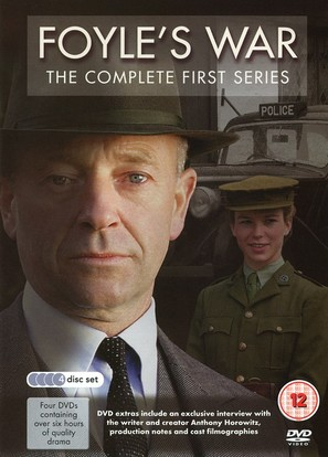 """Foyle's War"" - British DVD movie cover (thumbnail)"