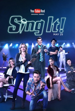 """Sing It!"" - Movie Poster (thumbnail)"