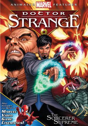 Doctor Strange - Movie Cover (thumbnail)