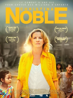 Noble - French Movie Poster (thumbnail)