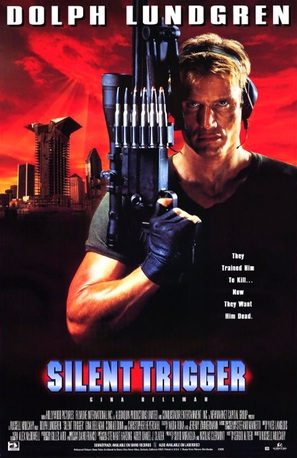 Silent Trigger - Movie Poster (thumbnail)