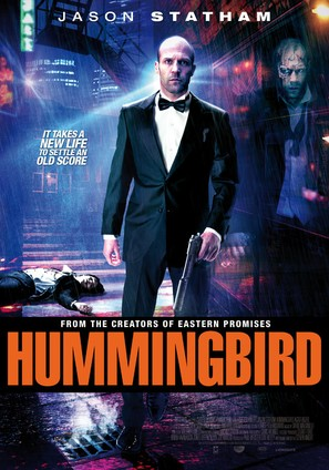 Hummingbird - Dutch Movie Poster (thumbnail)