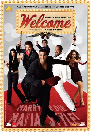 Welcome - Indian Movie Poster (thumbnail)
