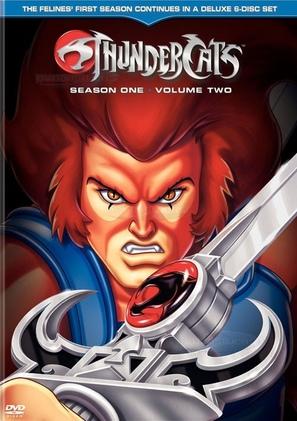 """Thundercats"" - DVD movie cover (thumbnail)"