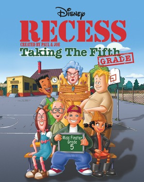 Recess: Taking the Fifth Grade - Movie Cover (thumbnail)