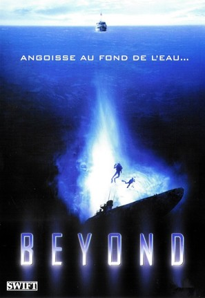 Dykkerne - French DVD movie cover (thumbnail)