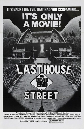 The Last House on Dead End Street - Movie Poster (thumbnail)