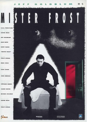 Mister Frost - Spanish Movie Poster (thumbnail)