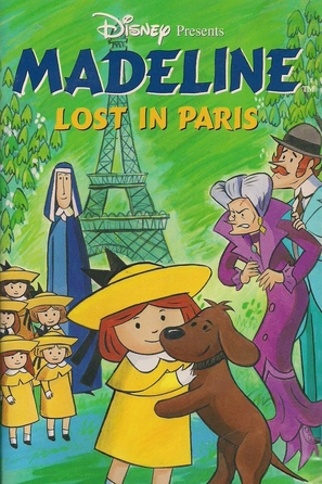 Madeline: Lost in Paris - Movie Cover (thumbnail)