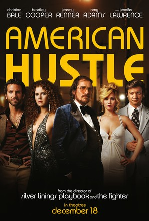 American Hustle - Movie Poster (thumbnail)