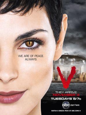 """""""V"""" - Movie Poster (thumbnail)"""