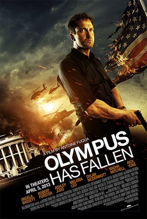Olympus Has Fallen - Movie Poster (thumbnail)
