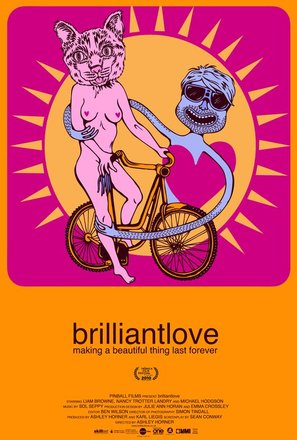 Brilliantlove - British Movie Poster (thumbnail)