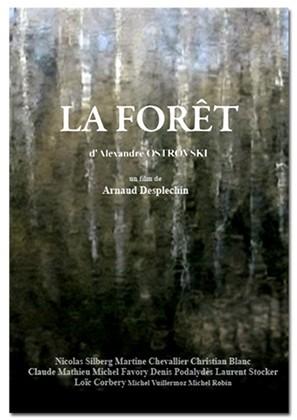La forêt - French Movie Poster (thumbnail)