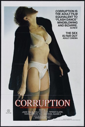 Corruption - Movie Poster (thumbnail)