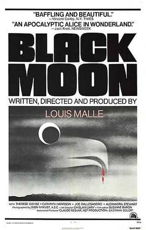 Black Moon - Movie Poster (thumbnail)