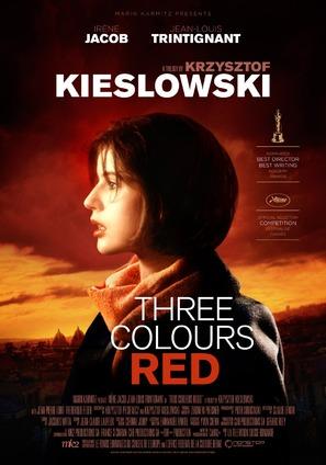 Trois couleurs: Rouge
