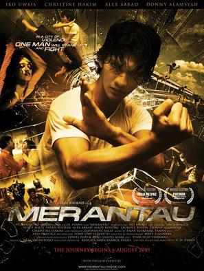 Merantau - Movie Poster (thumbnail)