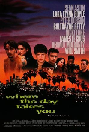 Where the Day Takes You - Movie Poster (thumbnail)
