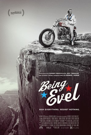 Being Evel - Movie Poster (thumbnail)
