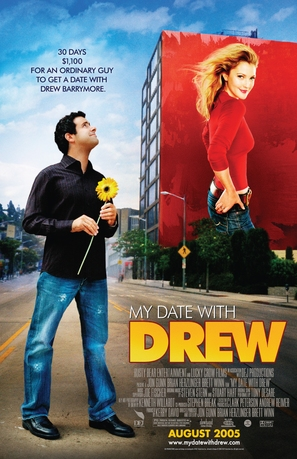 My Date with Drew - Theatrical poster (thumbnail)