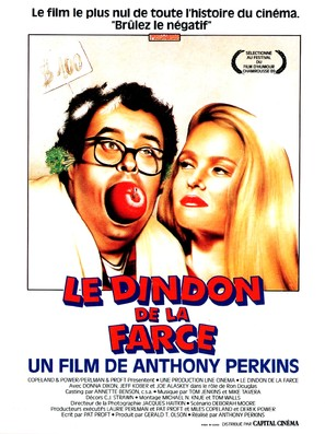 Lucky Stiff - French Movie Poster (thumbnail)