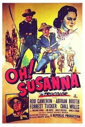 Oh! Susanna - Movie Poster (thumbnail)