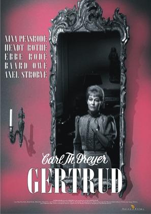 Gertrud - German Movie Poster (thumbnail)