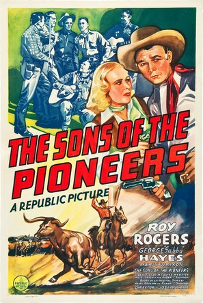 Sons of the Pioneers - Movie Poster (thumbnail)