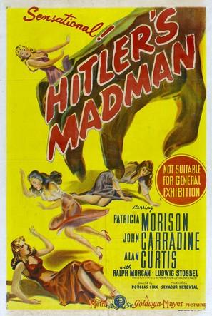 Hitler's Madman - Australian Movie Poster (thumbnail)