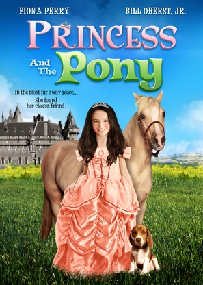 Princess and the Pony - Movie Cover (thumbnail)