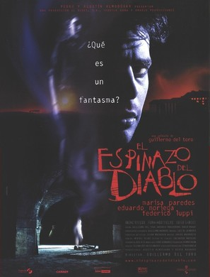 El espinazo del diablo - Spanish Movie Poster (thumbnail)