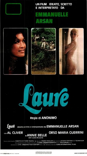 Laure - Italian Movie Poster (thumbnail)