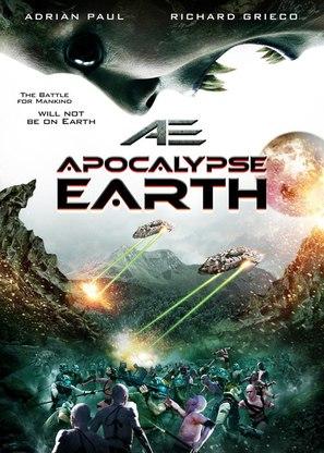 AE: Apocalypse Earth - DVD cover (thumbnail)