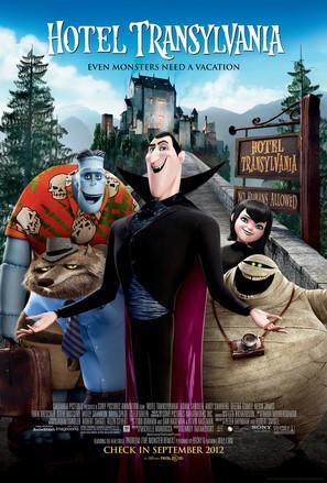 Hotel Transylvania - Theatrical poster (thumbnail)