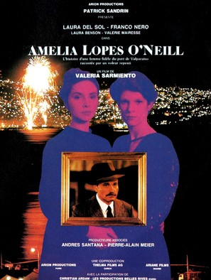 Amelia Lópes O'Neill - French Movie Poster (thumbnail)
