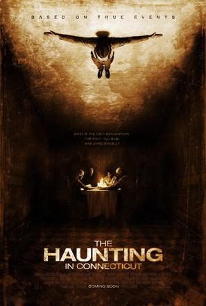 The Haunting in Connecticut - Movie Poster (thumbnail)