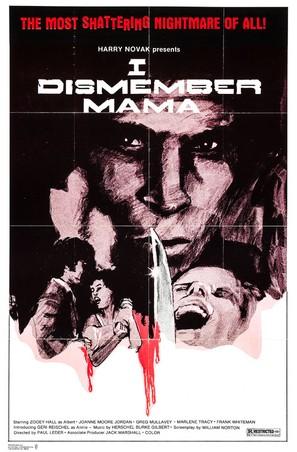 I Dismember Mama - Movie Poster (thumbnail)