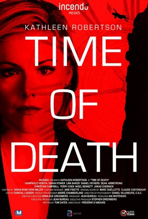 Time of Death - Canadian Movie Poster (thumbnail)