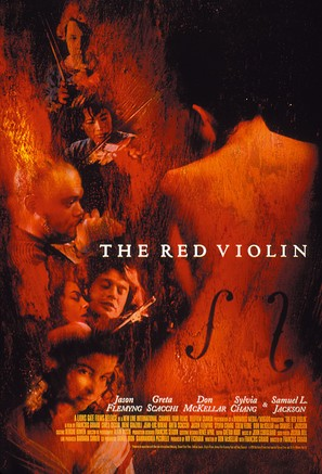 The Red Violin - Movie Poster (thumbnail)