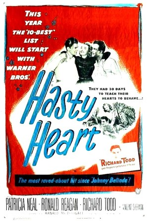 The Hasty Heart - Movie Poster (thumbnail)