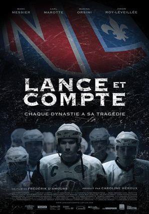 Lance et compte - Movie Poster (thumbnail)