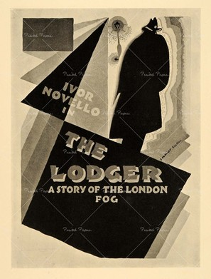 The Lodger - British Movie Poster (thumbnail)