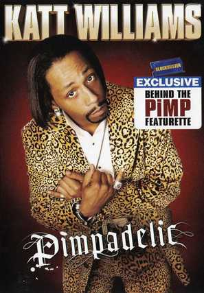 Katt Williams: Pimpadelic - Movie Cover (thumbnail)