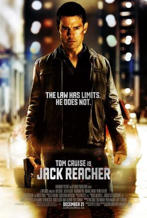 Jack Reacher - Movie Poster (thumbnail)