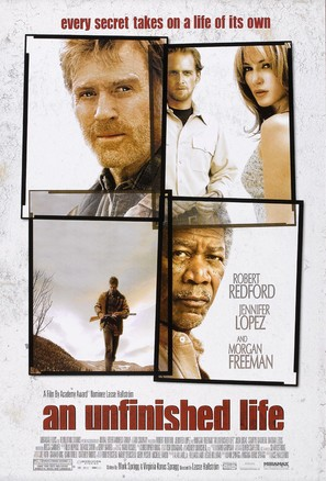 An Unfinished Life - Movie Poster (thumbnail)
