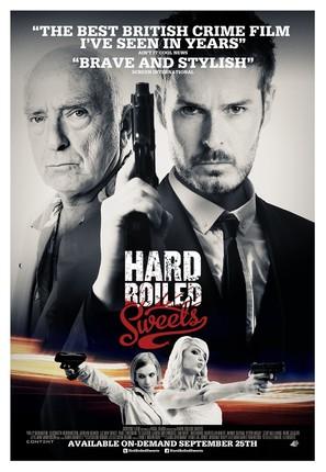 Hard Boiled Sweets - British Movie Poster (thumbnail)