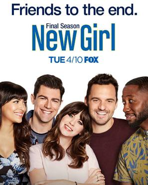 """New Girl"" - Movie Poster (thumbnail)"