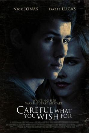 Careful What You Wish For - Movie Poster (thumbnail)