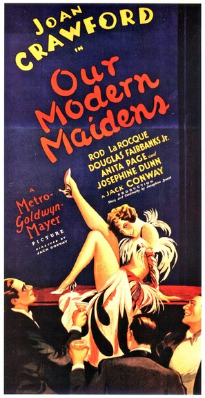Our Modern Maidens - Movie Poster (thumbnail)